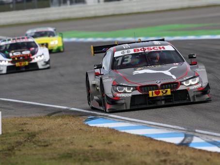 DTM: Félix da Costa faz pole na corrida de sábado e termina perto do pódio em Hockenheim