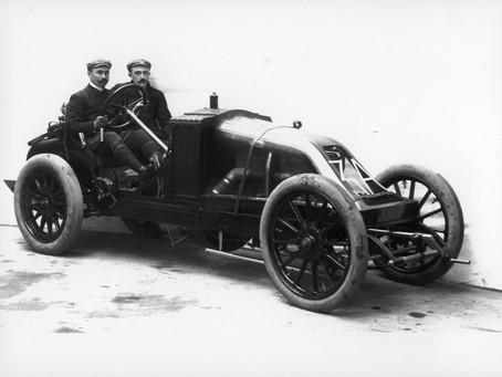 Os 115 anos de automobilismo da Renault