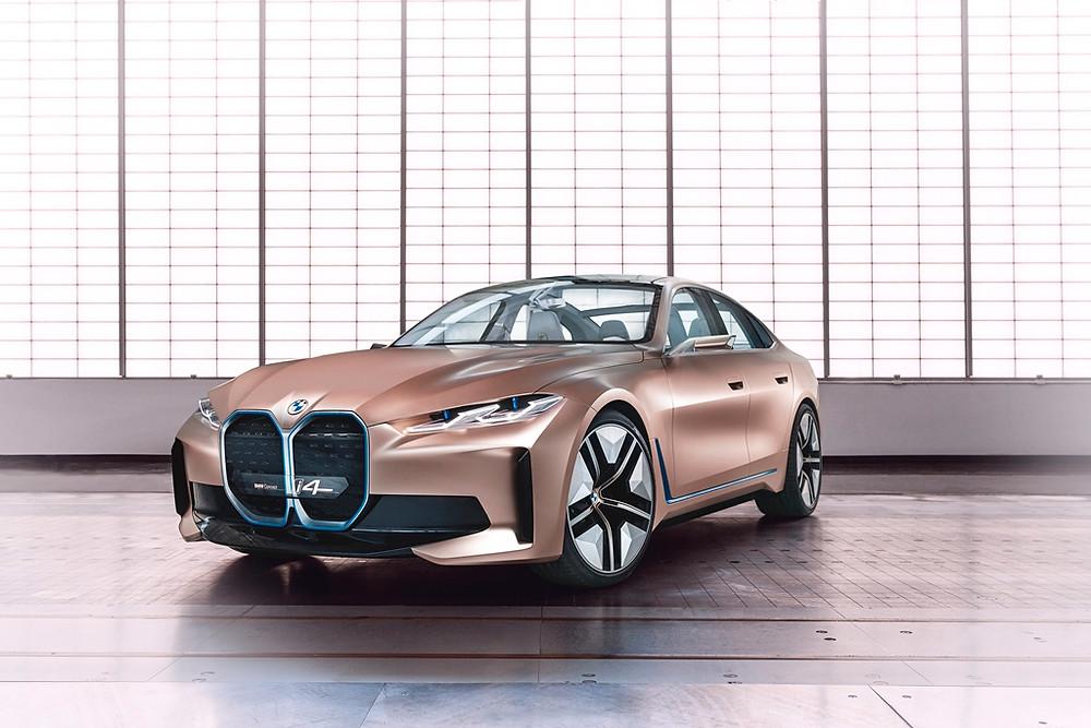 Expressas: BMW expande produção de componentes para veículos elétricos