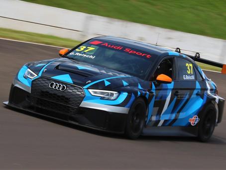 TCR South America faz primeiro teste para escolha de pneus
