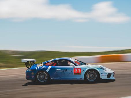 Porsche Cup: Nos 300 km do Estoril, campeonato de endurance tem vitórias de Hellmeister e Luca e Leo