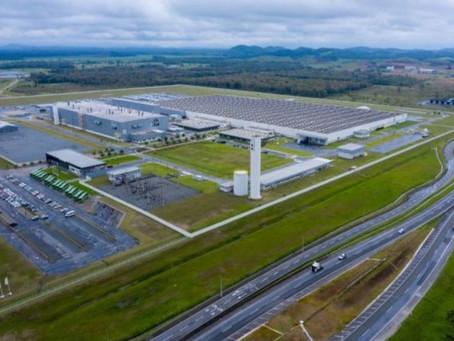 BMW do Brasil informou que vai aumentar em 10% a produção de sua fábrica em Araquari
