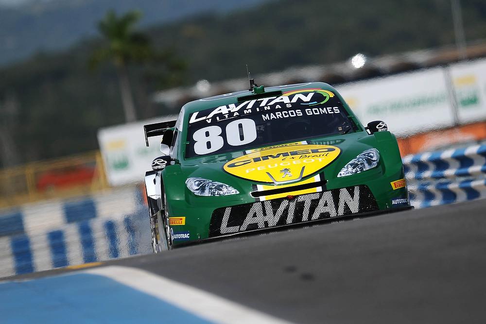 Stock Car: Marcos Gomes o mais rápido na sexta feira em Goiânia