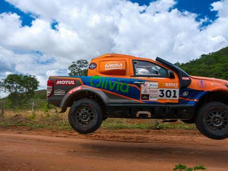 Sertões: Vencedor de 2019, Lucas Moraes salta de 22º para quinto na geral
