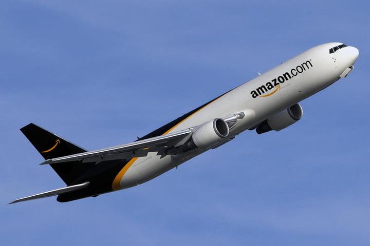 Em parceria com a ASL Aviation, Amazon poderá ter dez aviões cargueiros na Europa