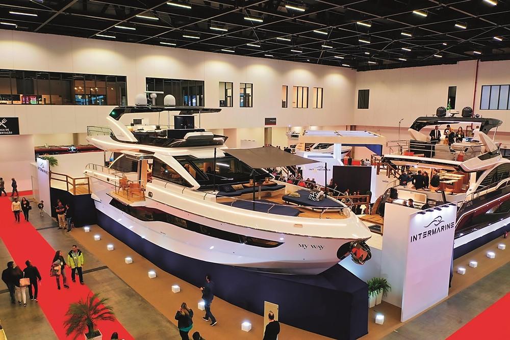 No final de Novembro, São Paulo Boat Show terá edição especial na raia da USP