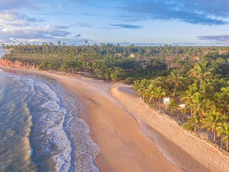 Turismo: Prado é um refúgio de tranquilidade e belezas naturais no Sul da Bahia