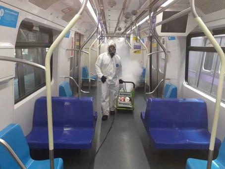 Artigo: Pós-pandemia reserva o caos no transporte público brasileiro