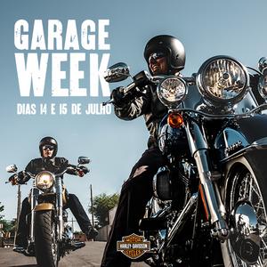Harley-Davidson do Brasil promove mais um Garage Week