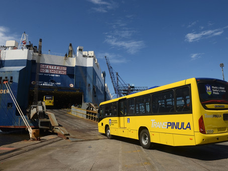 Ônibus: Volvo e Marcopolo embarcam veículos para o novo sistema de transporte   na Guatemala