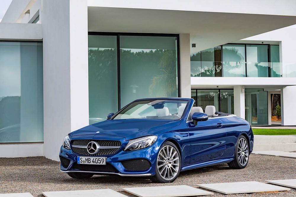 Mercedes-AMG S 63 4MATIC e C 300 Cabriolet duas opções para momentos únicos
