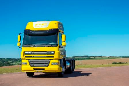 DAF CF85 alcança 100% do Finame dois meses após seu lançamento no mercado nacional