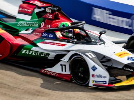 Fórmula E: Di Grassi vence novamente e assume vice-liderança na Alemanha