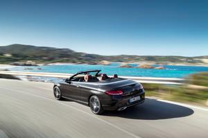 Mercedes-Benz Classe C Cabriolet e Coupé chegam ao Brasil em versões renovadas