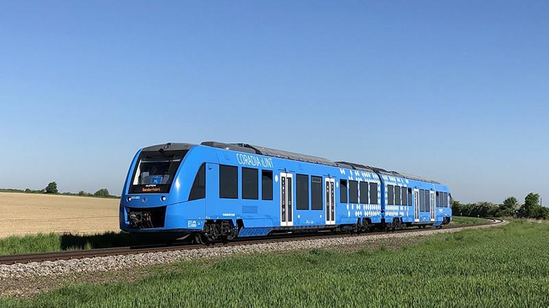 Ferrovia: Trem de hidrogênio da Alstom testado com sucesso na Holanda