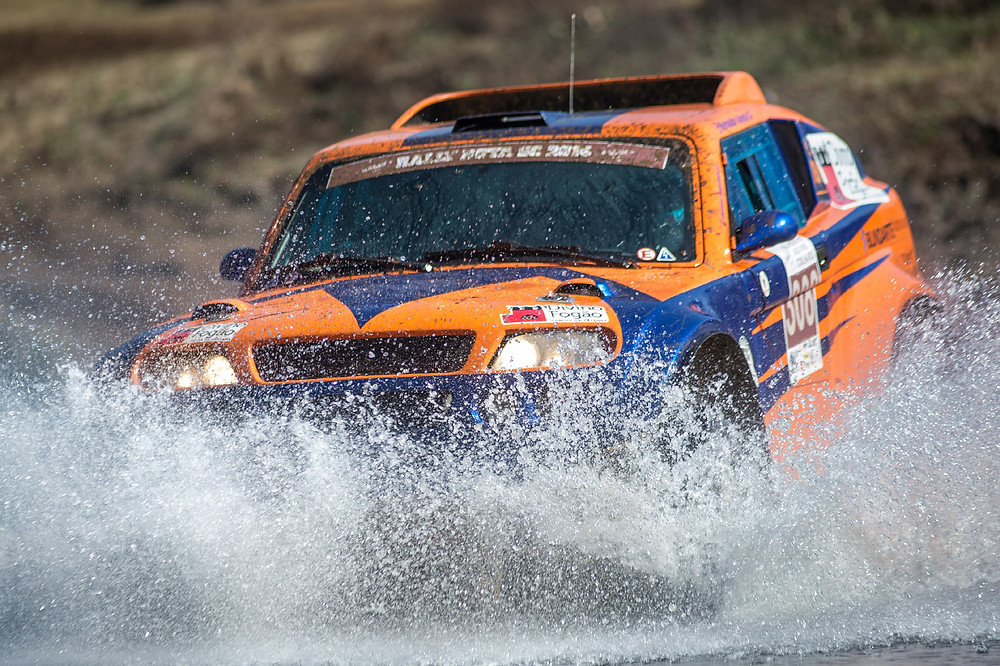 Reinaldo Varela segue caminhada para o título no brasileiro de Cross-Country no Rally Rota Sudeste