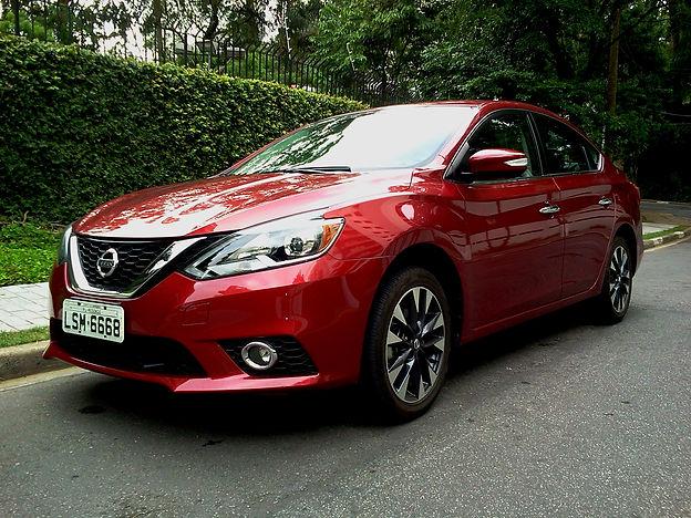 Avaliação:Nissan Sentra 2.0 SL - Sóbrio, elegante e ágil.