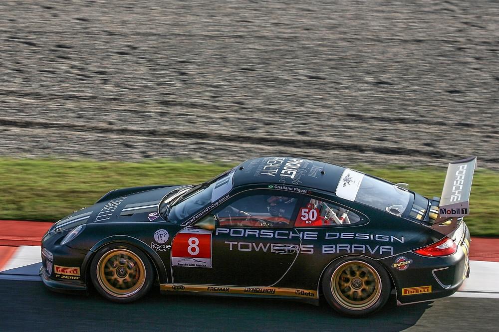 Festa da Porsche Cup Challenge na Argentina