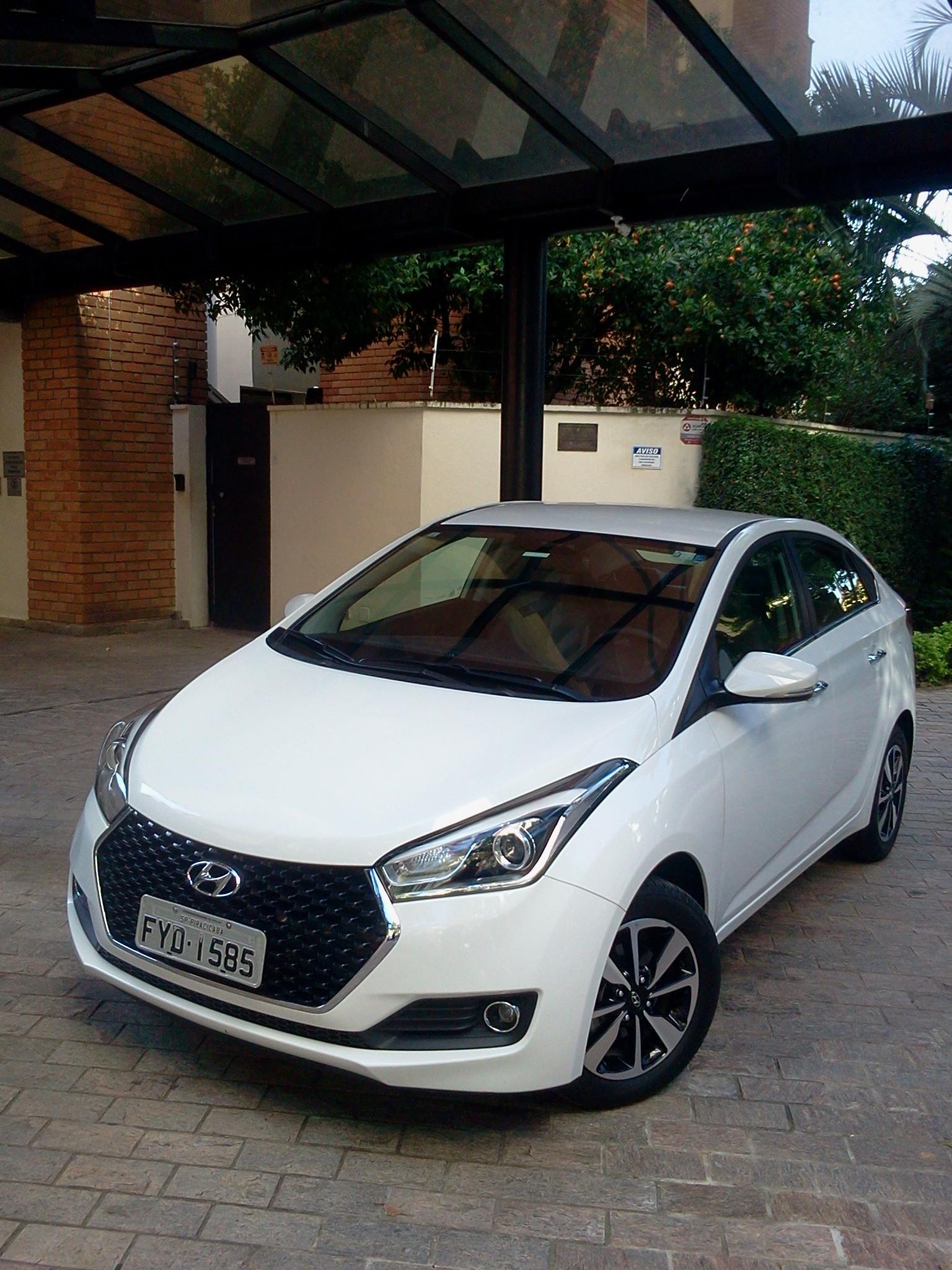 De design fino, Hyundai HB20s Premium é um dos mais ágeis sedãs compactos