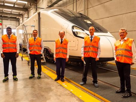 Ferrovia: Acordo entre Talgo e Repsol desenvolve trem a hidrogênio Vittal One