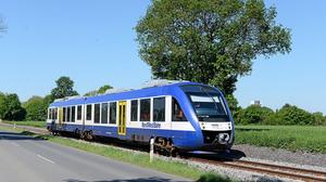 Ferrovia: Antiga linha de minério é reaberta na Alemanha para tráfego de passageiros