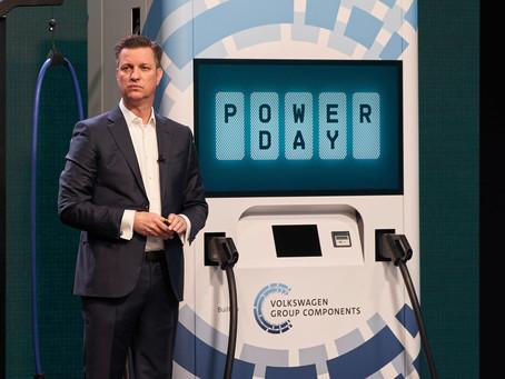 Expressas: Volkswagen pretende reduzir custo das baterias em 50%