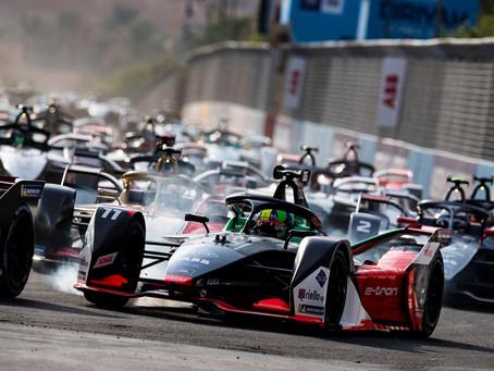 Fórmula E: Lucas Di Grassi conquista pódio na rodada dupla de abertura da temporada