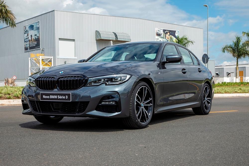 BMW lança edição limitada a 24 unidades do Série 3