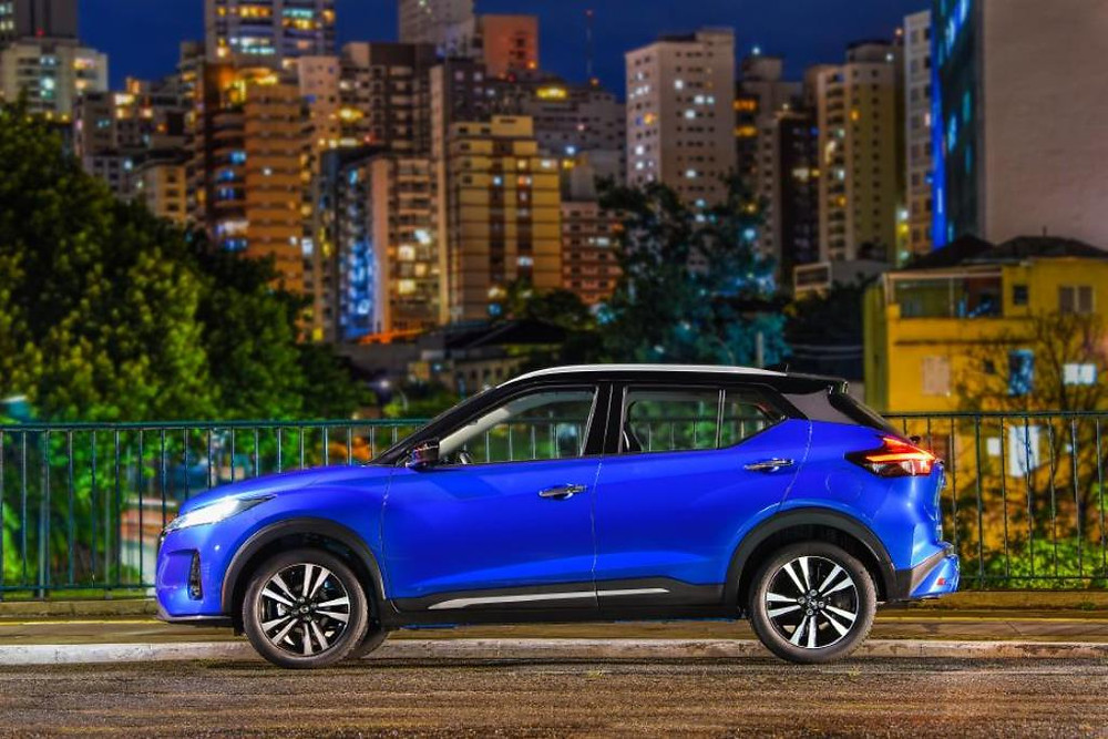 Novo Nissan Kicks chega renovado e marca não mexe no preço