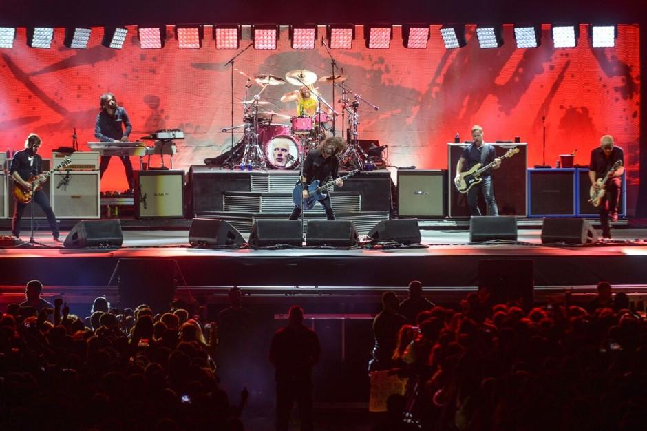 Confirmado segundo Show em São Paulo das bandas Foo Fighters e Queens of the Stone Age