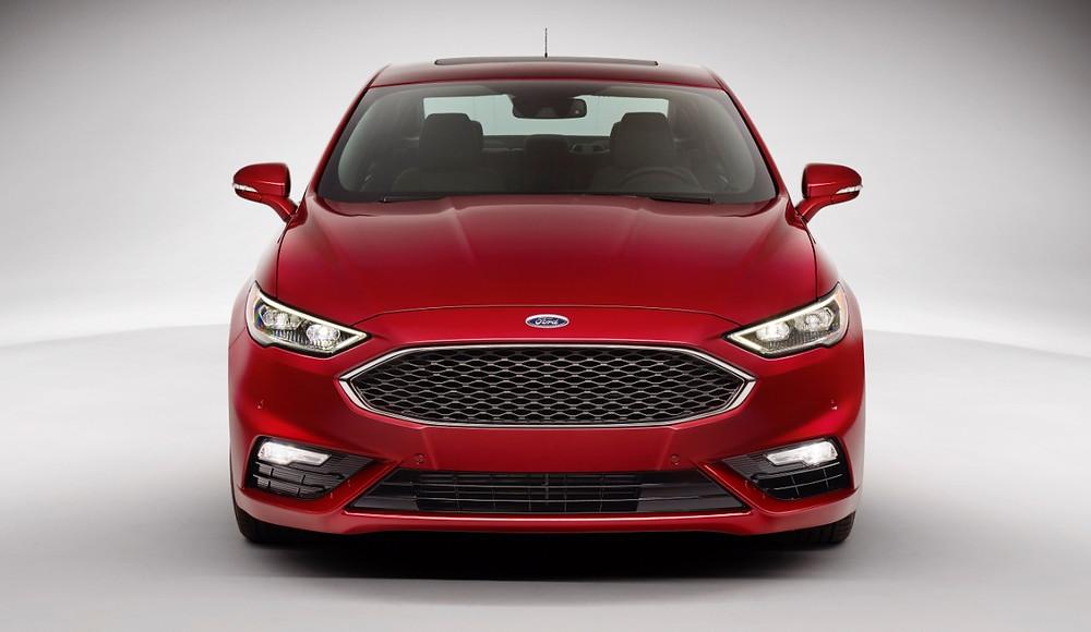 Ford apresenta em Detroit o novo Fusion