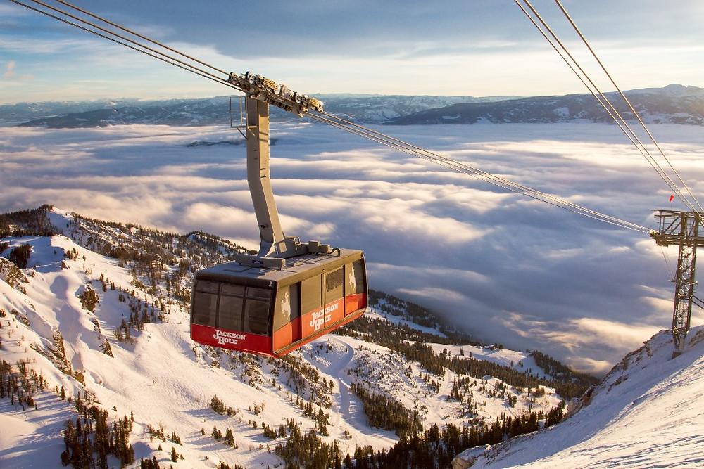Jackson Hole Mountain Resort permanece no Topo do Ranking da Revista Forbes