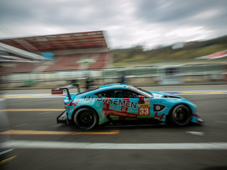 WEC: Equipe de Felipe Fraga larga na pole das 6 Horas de Spa-Francorchamps na classe LMGTE-AM