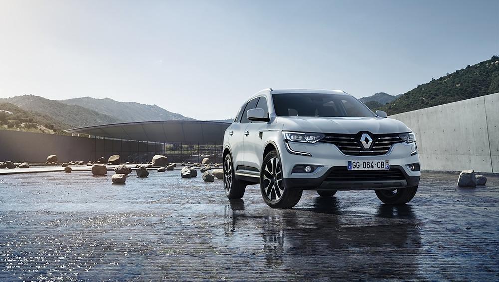 Salão de Pequim vai mostrar o novo KOLEOS, SUV Premium da Renault