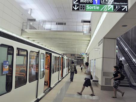 A Alstom renovará e automatizará o metrô de Marselha