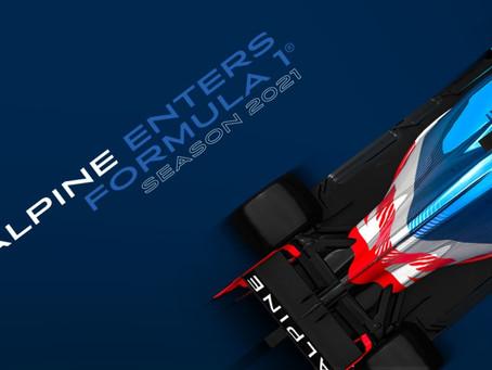 Grupo Renault leva o nome Alpine para a Fórmula 1 a partir de 2021