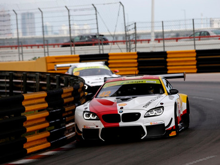 Augusto Farfus vence corrida final e é campeão do FIA GT World Cup, em Macau