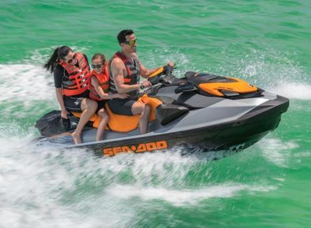 Náutica: Sea-Doo GTI SE 170 é um dos destaques da indústria de recreação