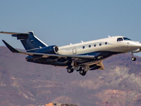 Labace 2019: Embraer leva jatos executivos Praetor 500 e Praetor 600