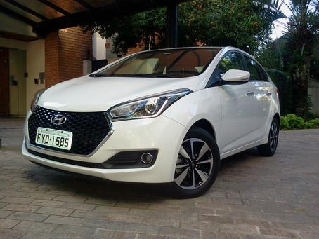DESTAQUE NA GARAGEM: De design fino, Hyundai HB20s Premium é um dos mais ágeis sedãs compactos