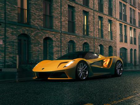 Expressas: Lotus recebe investimento de US$ 1 bilhão para operação de carros elétricos
