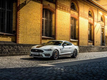 Ford anuncia o lançamento do Bronco, Mustang Mach 1 e Ranger Black no Brasil em 2021