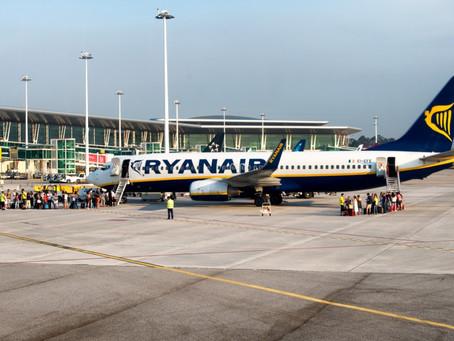 Aviação: Ryanair anuncia pedido de mais 75 aviões Boeing 737 MAX