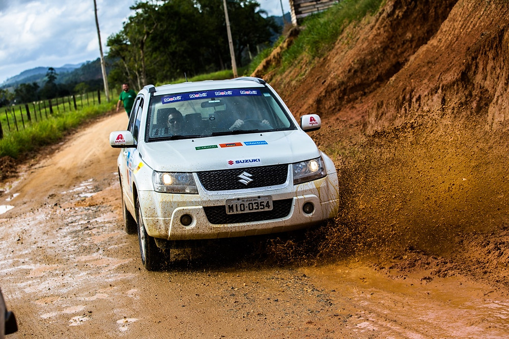 Estância turística de Campos do Jordão recebe o rali Suzuki Off-Road neste sábado