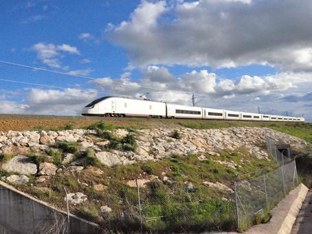 Ferrovia: Talgo Avril alcança 360 km/h nos testes de homologação entre Valladolid e Burgos