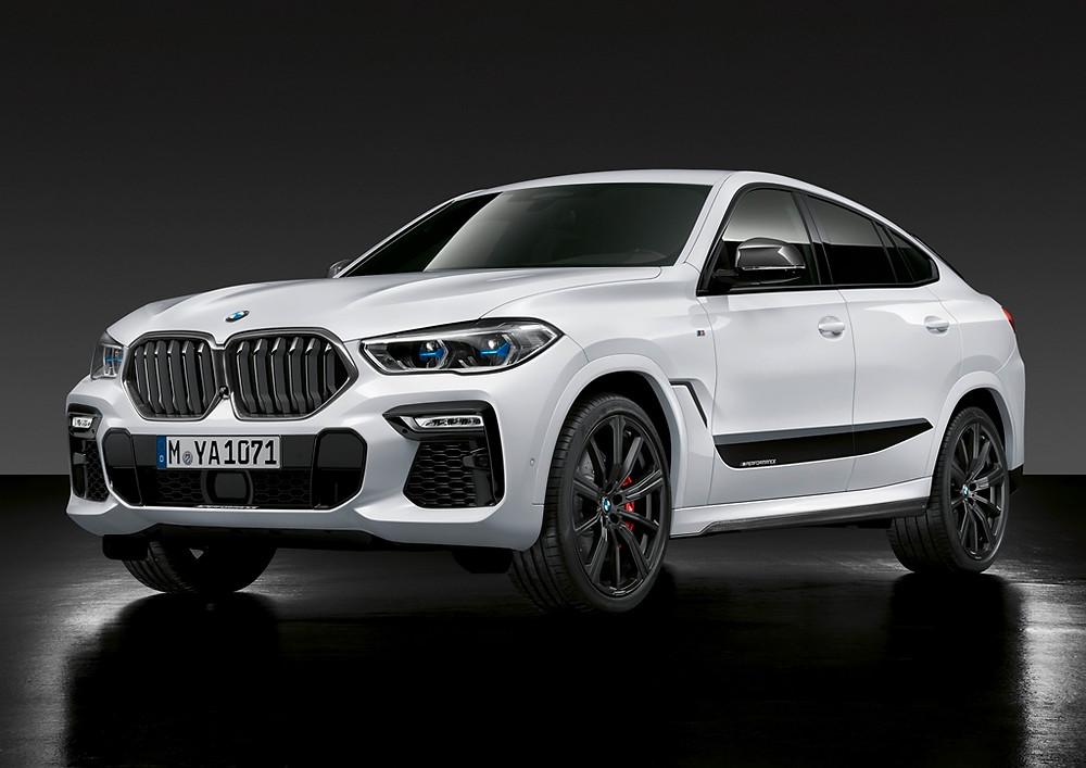BMW do Brasil confirmou a chegada do novo X6 M ainda no terceiro trimestre