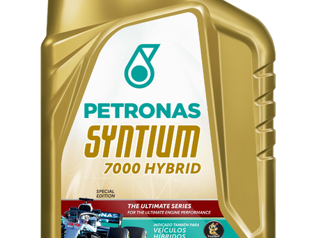 Desenvolvido nas pistas, Petronas apresentou seu novo lubrificante indicado para carros híbridos