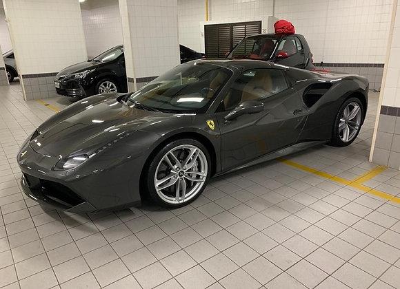 Ferrari 488 Spider 3.9 V8 Turbo