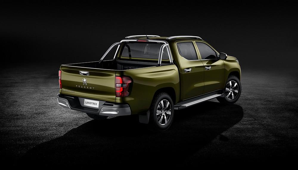 Landtrek é a nova picape média da Peugeot para a América Latina