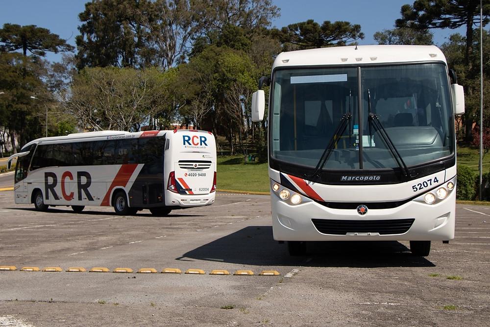 RCR adquire ônibus Mercedes-Benz para fretamento no Maranhão